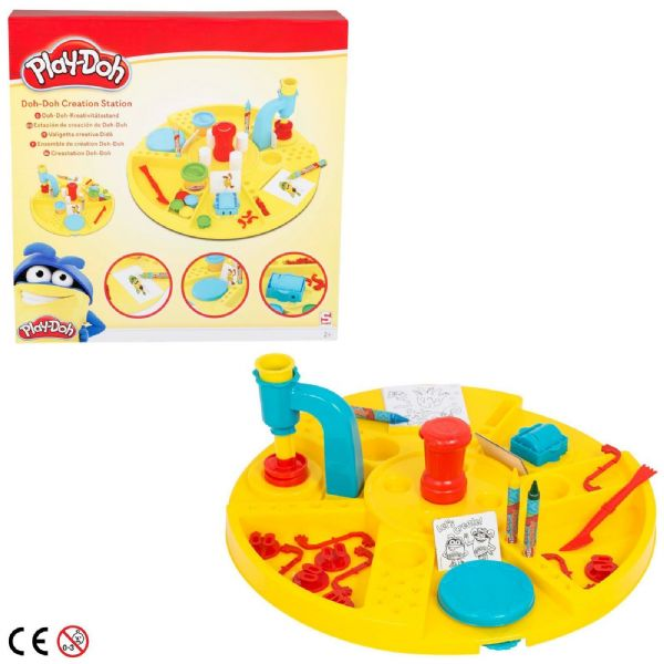 Play Doh Playdoh  Creation Station Kids Play Dough set 3+ Years